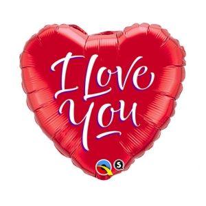 Globo i love you